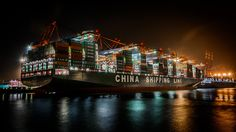 CSCL Globe in Hamburg by Oliver K. on 500px