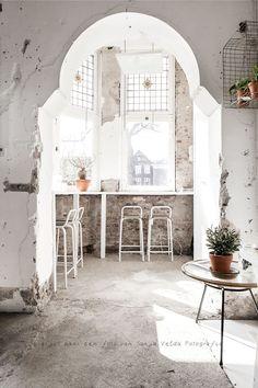 Industrial minimalist | Spell Blog