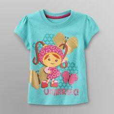 Team Umizoomi Toddler Girl's T-Shirt - Milli - Sears