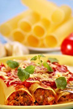 Plněné cannelloni
