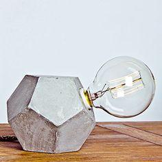 AMICA Objetos de diseño en cemento. http://charliechoices.com/amica/