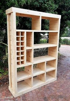 Let's craft something exceptional for your place. This time, we are proudly bringing to you a recycled wood pallets closet plan. This wooden creation is best to place in all areas of your home. #pallets #woodpallet #palletfurniture #palletproject #palletideas #recycle #recycledpallet #reclaimed #repurposed #reused #restore #upcycle #diy #palletart #pallet #recycling #upcycling #refurnish #recycled #woodwork #woodworking