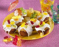 Unser beliebtes Rezept für Gummibärchen-Muffins mit Hermannteig und mehr als 55.000 weitere kostenlose Rezepte auf LECKER.de.