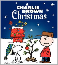 Charlie Brown Christmas...we still have to book I checked out and lost and my mom had to pay for...oops!