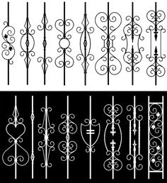 Ornamental Scroll Designs and Patterns | Shop Outfitters