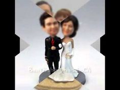 "Whoopgift Custom Wedding Bobbleheads United Kingdom - Whoopgift Wedding bobbleheads doll sculpted to Look Like You,100% handmade custom Personalized bobblehead dolls.Custom Bobbleheads must be the only gift that's 100% them!  - http://www.whoopgift.co.uk/custom-wedding-bobbleheads-dolls/"""