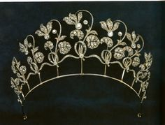 The Faberge Tiara that now belongs to the Grosvenors 1903