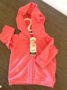 Awesome Hoodie for cooler days/nights  Size 000 - 3 mths  Just $23.00
