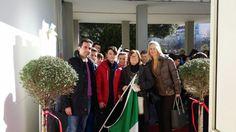 Marano, Inaugurata questa mattina la palestra della Scuola Socrate-Mallardo
