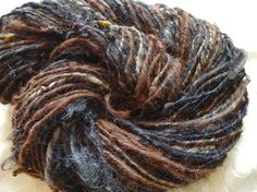 Black Honey handspun
