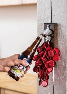 Be Ready For Everyone to Crowd Around Your Bottle Opener at The Next Dinner Party or Barbecue