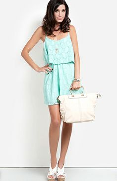 Daily Look - Mint Julep