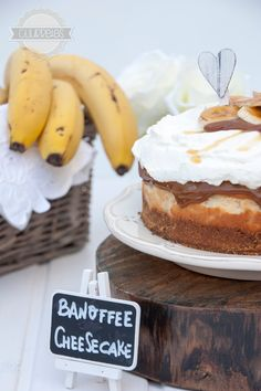 Churretes de Cocholate: BANOFFEE CHEESECAKE