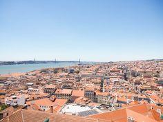 J'ai découvert pour la première fois le Portugal durant une semaine. Aujourd'hui on part pour la première partie du séjour, à la découverte de Lisbonne.