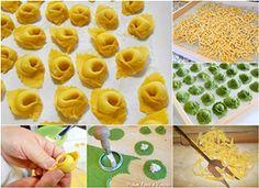 Mangiare pasta fresca fatta in casa e con le proprie mani non ha prezzo. In questa nuova categoria Pasta fresca fatta in casasarà un piacere raggruppare