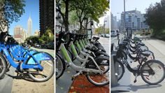 Montreal, Boston, NYC: Which city has the best bikeshare program?