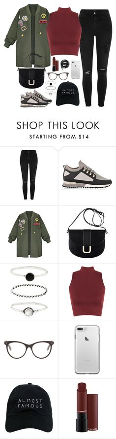 """""""#381"""" by blacksky000 ❤ liked on Polyvore featuring River Island, WithChic, A.P.C., Accessorize, WearAll, STELLA McCARTNEY, Nasaseasons and Urbanears"""