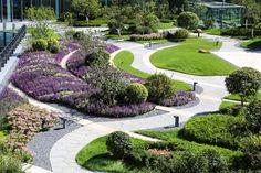 Landscape Architecture Design, Sustainable Architecture, Plant Design, Garden Design, Residential Complex, Masterplan, Rooftop Garden, Green Building, Urban Landscape