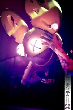 """""""Raise your weapon!"""" - Deadmau5 #soundtrackoflife #solrepublic"""