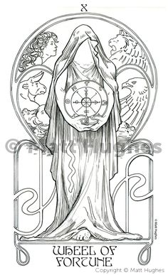 support the kickstarter for the new project by matt hughes ethereal visions tarot deck