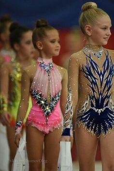 leotards rhythmic gymnastics