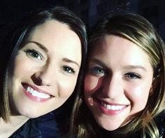 Leigh Gregory and Cami Raymond (Actresses Chyler Leigh and Melissa Benoist)
