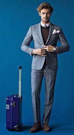 Sir Paul Smithに訊く 人の話を聞く服=スーツ|ビジネス|ファッション|WEB GOETHE