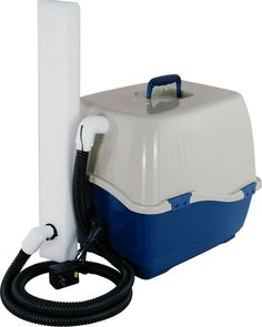 Whisker Vent Odorless Litter Box Through Wall Venting System *** Read more  at the image link.