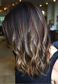 balayage dark brown - Buscar con Google