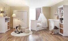 Landhaus-Babyzimmer Marie