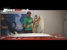 Firewire Dominator Surfboard - Boardshop.co.uk - YouTube