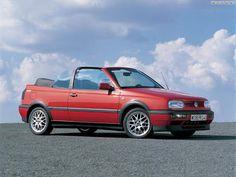 Volkswagen Golf, Volkswagen Car Models, Beetles Volkswagen, Golf Mk3, Vw Golf 3, Vw Golf Cabrio, Convertible, Kdf Wagen, Vw Sharan