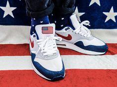 Nike Air Max 1 USA - 2003 (by ginogold)