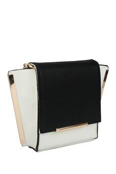 Handbag Republic   Jessica Mini Winged Crossbody   HauteLook