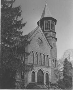 St. Ann's Catholic Church (Nyack, N.Y.)  Gothic!