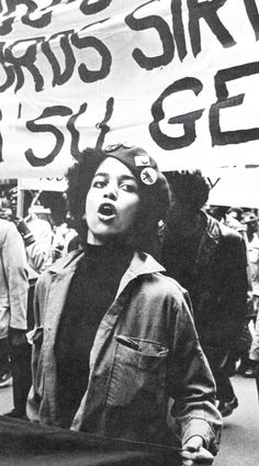Young lords march, el barrio, New York City