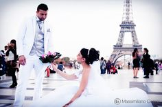 Married in Paris by Massimiliano Corsini on 500px