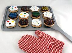 Amazon.com: Melissa & Doug Slice and Bake Cookie Set: Melissa & Doug: Toys & Games