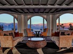The Inn At Furnace Creek, Death Valley National Park   The Most Beautiful National Park Hotels in the U.S.