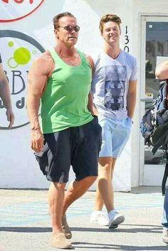 Arnold schwarzenegger: The greatest bodybuilder that ever ...
