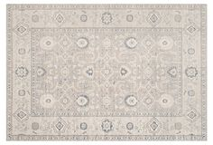 Grover Rug, Taupe/Ivory | One Kings Lane