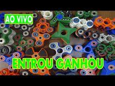 SORTEIO (REAL) DE 1000 FIDGET SPINNERS  SÓ RAROS  A CADA 5 MINUTOS! ENTROU, GANHOU! - YouTube
