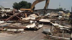 Going going gone! 40 year old restaurant in Grand Prairie comes down to make room for Subway and Gary's grill Grand Prairie, 40 Years Old, Restaurant, The Originals, Room, Bedroom, 40 Rocks, Diner Restaurant, Rooms