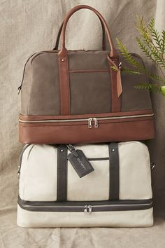 3be88f8d852c The perfect carry-on travel bag with a bottom compartment for shoes · Handbags  Michael KorsTote ...