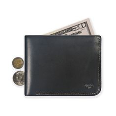 02 Hide & Carry Wallet _ Black