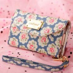 Cath Kidston iPhone/purse