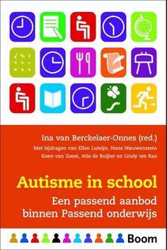 Autisme op school - een passend aanbod binnen passend onderwijs Autism Books, Hearing Problems, Work Inspiration, Adhd, Periodic Table, School, Coaching, Flora, College