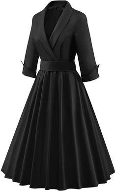 Elegant Dresses For Women, Simple Dresses, Pretty Dresses, Beautiful Dresses, Casual Dresses, Mode Outfits, Dress Outfits, Dress Up, Classy Dress
