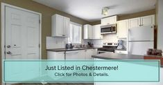 Up-to-date photos, maps, schools, neighborhood info. White Kitchen Cabinets, Real Estate Services, Real Estate Marketing, Calgary, Cool Kitchens, Schools, Maps, The Neighbourhood, This Or That Questions