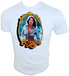 DC+Comics+Retro+Shirt Products : 1977 Vintage DC Comics Sexy Lynda Carter Wonder Woman ASU poster print t-shirt